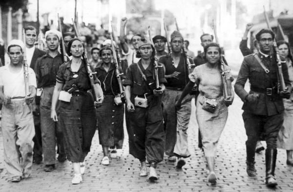 Ruta Barcelona guerra y revolucion