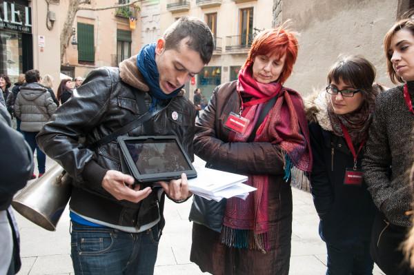 ruta barcelona rebelde