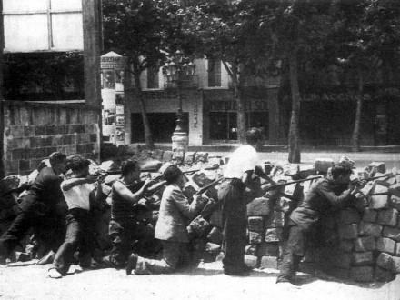 Ruta Barcelona ies guerra y revolucion